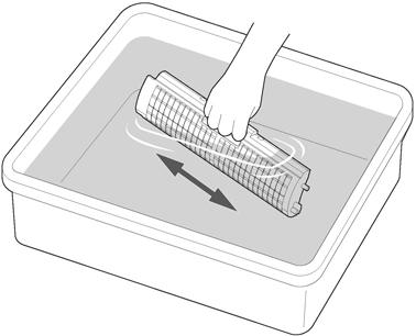 Rengjøring av elektrostatisk filter på varmepumpe - del 2