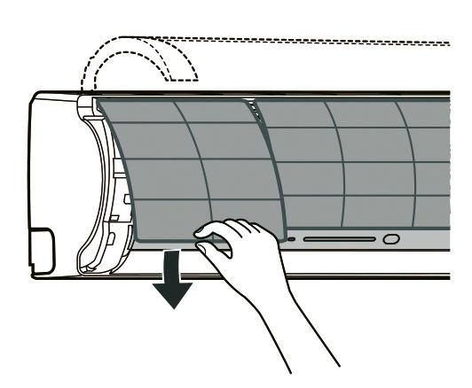 Rengjøring av grovfilter på varmepumpe del 3