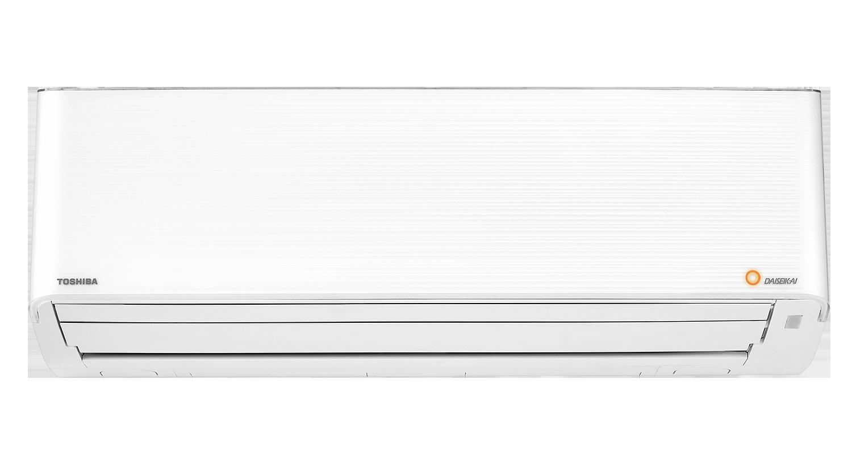 takmontert varmepumpe